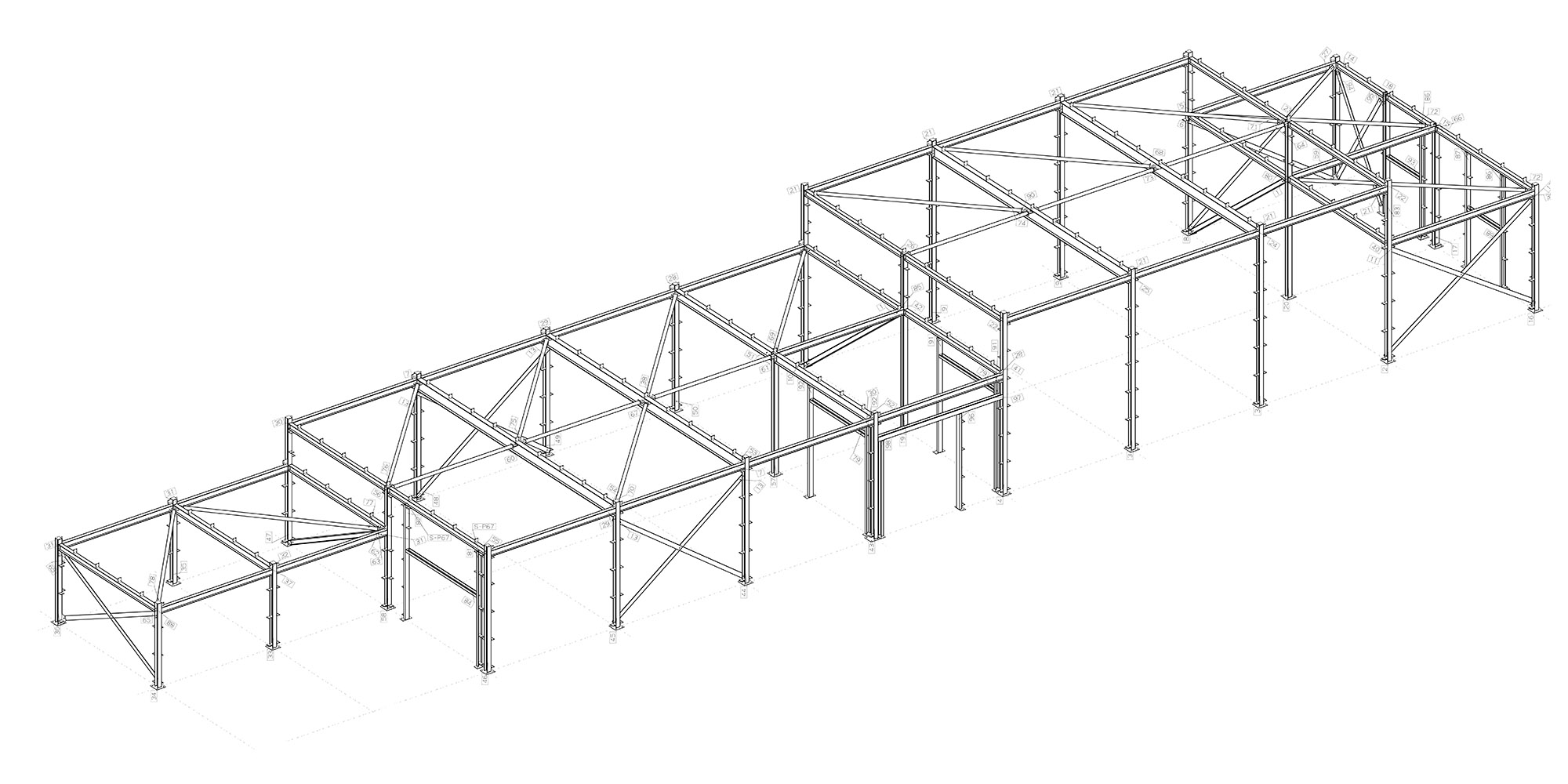Specialists in Structural Steel Erecting across central Scotland